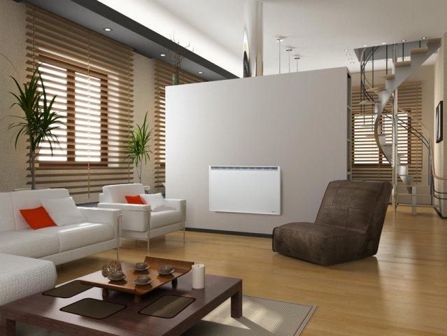 Radiatore elettrico a basso consumo energetico plano - Stufette elettriche a basso consumo energetico ...