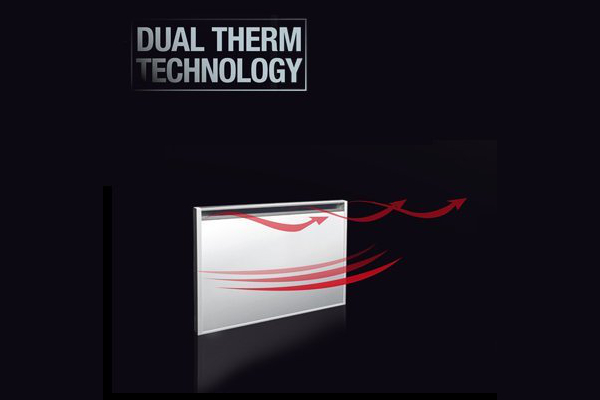Radiatore elettrico a basso consumo energetico plano - Scaldabagno elettrico a basso consumo ...
