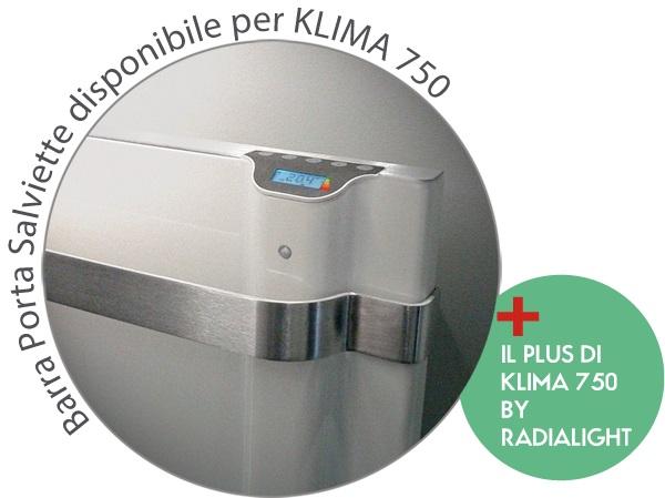Radiatore elettrico digitale a basso consumo energetico klima for Scaldasalviette elettrico basso consumo